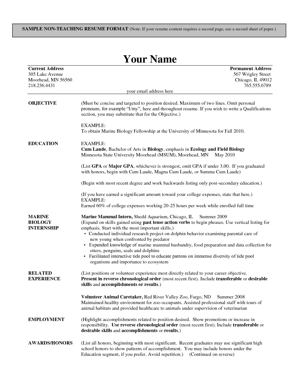 14 optimal resume mdc examples