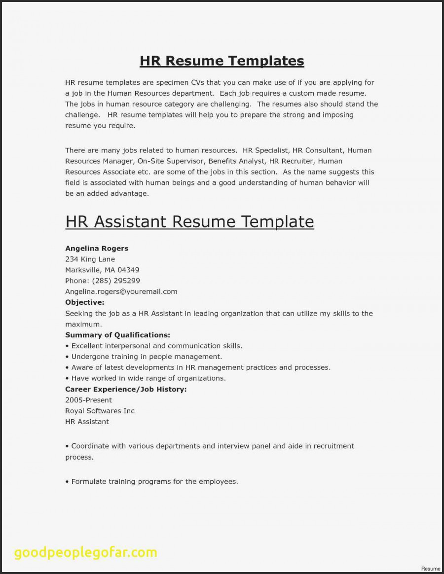 Overleaf Resume Template - Cv Template Jobstreet Fresh Resume Templates Resume Template for