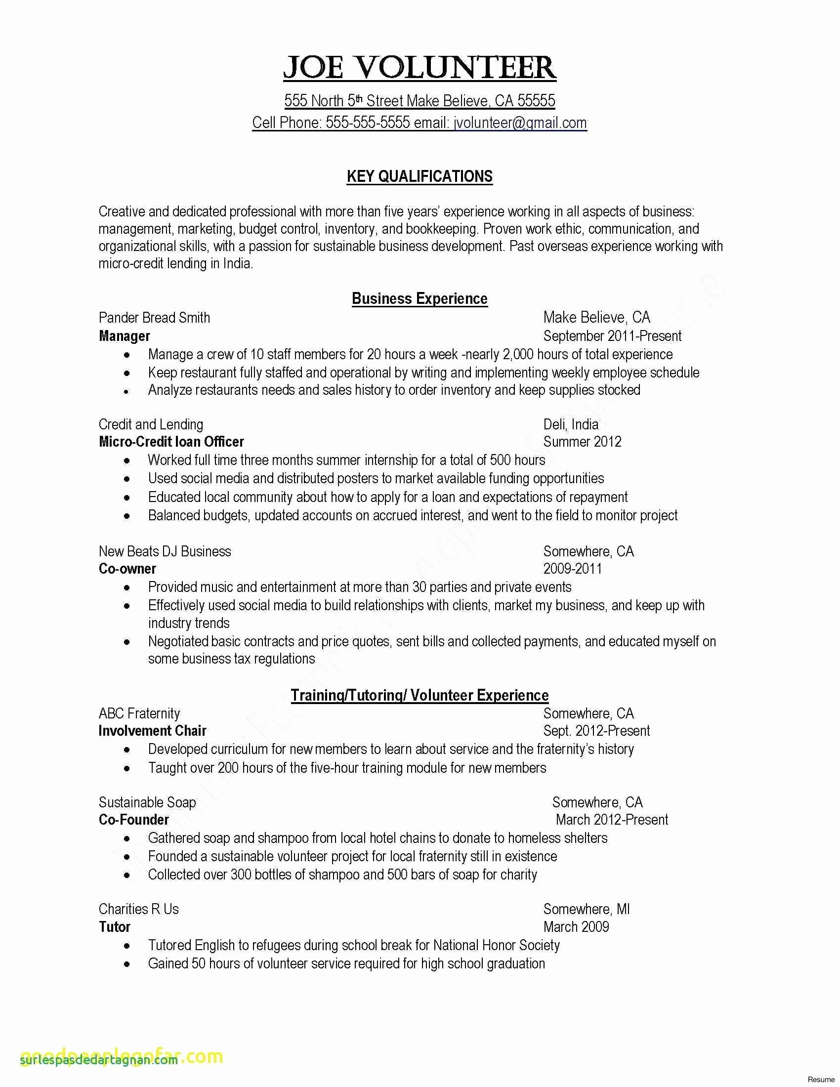 Paraprofessional Resume Template - Refrence Paraprofessional Resume