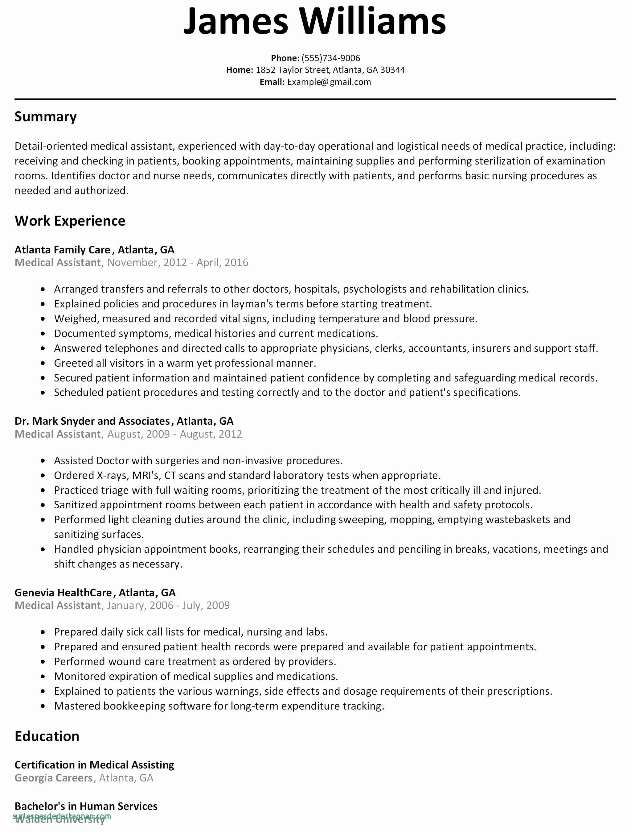 Peace Corps Resume Example - Most Effective Resume Tem New Cv Template to Print Unique Most