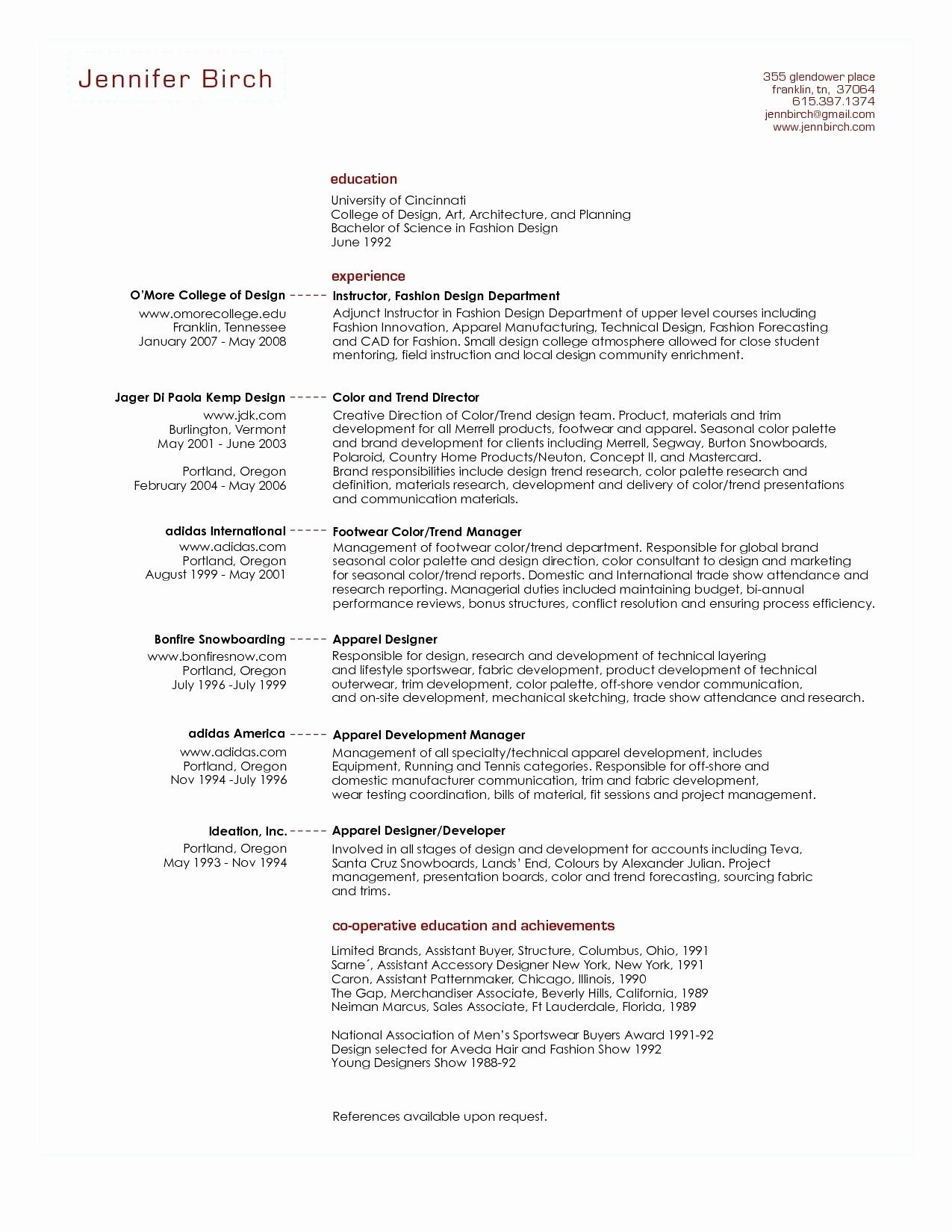 Performance Resume Example - Resume format for Bba Graduates Luxury Law Student Resume Template