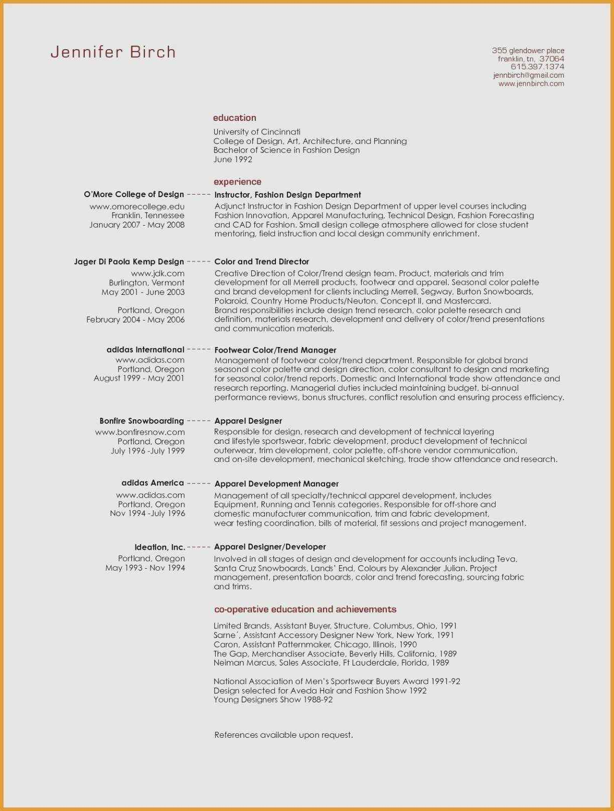 Performance Resume Templates - Test Plan Template Example Awesome Cover Letter Resume Template