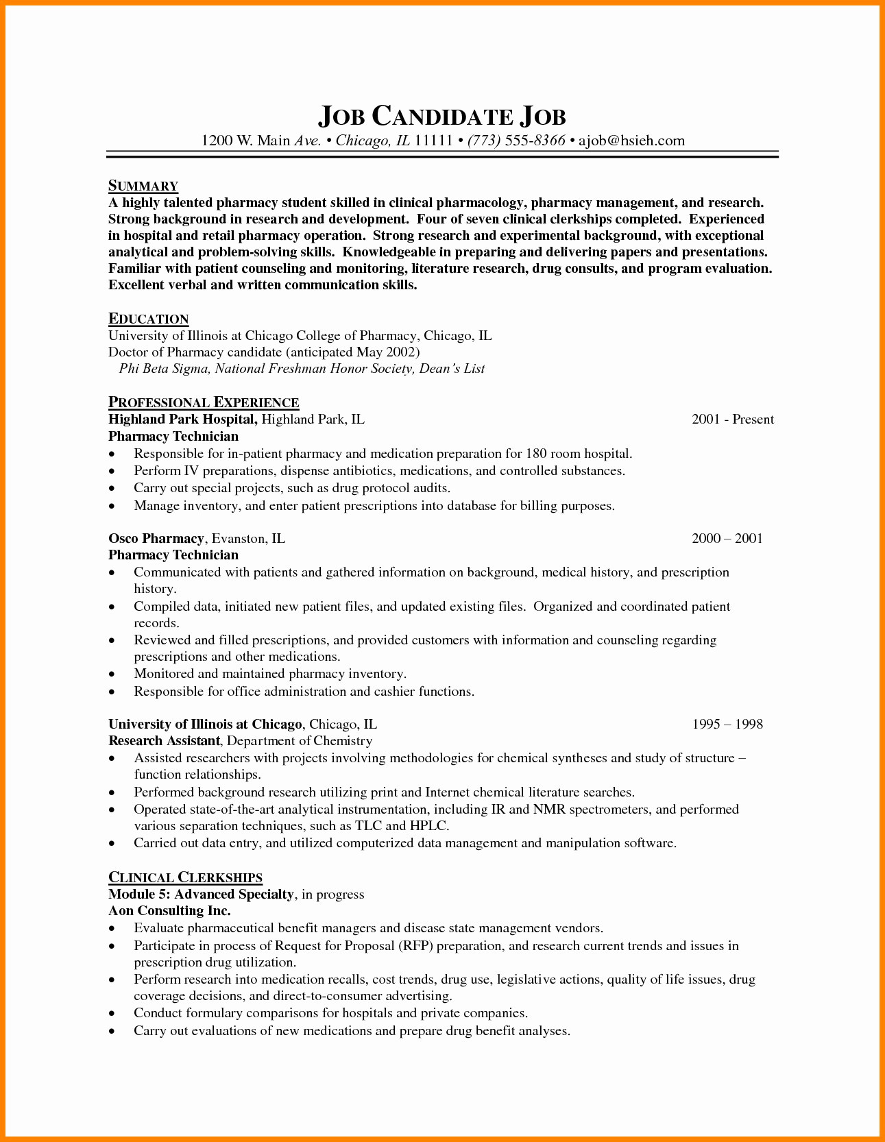 pharmacy technician resume summary example-Pharmacy Technician Job Description For Resume Recent Tech Resume Template Reference Resume For Hospital Job Unique 20 14-e