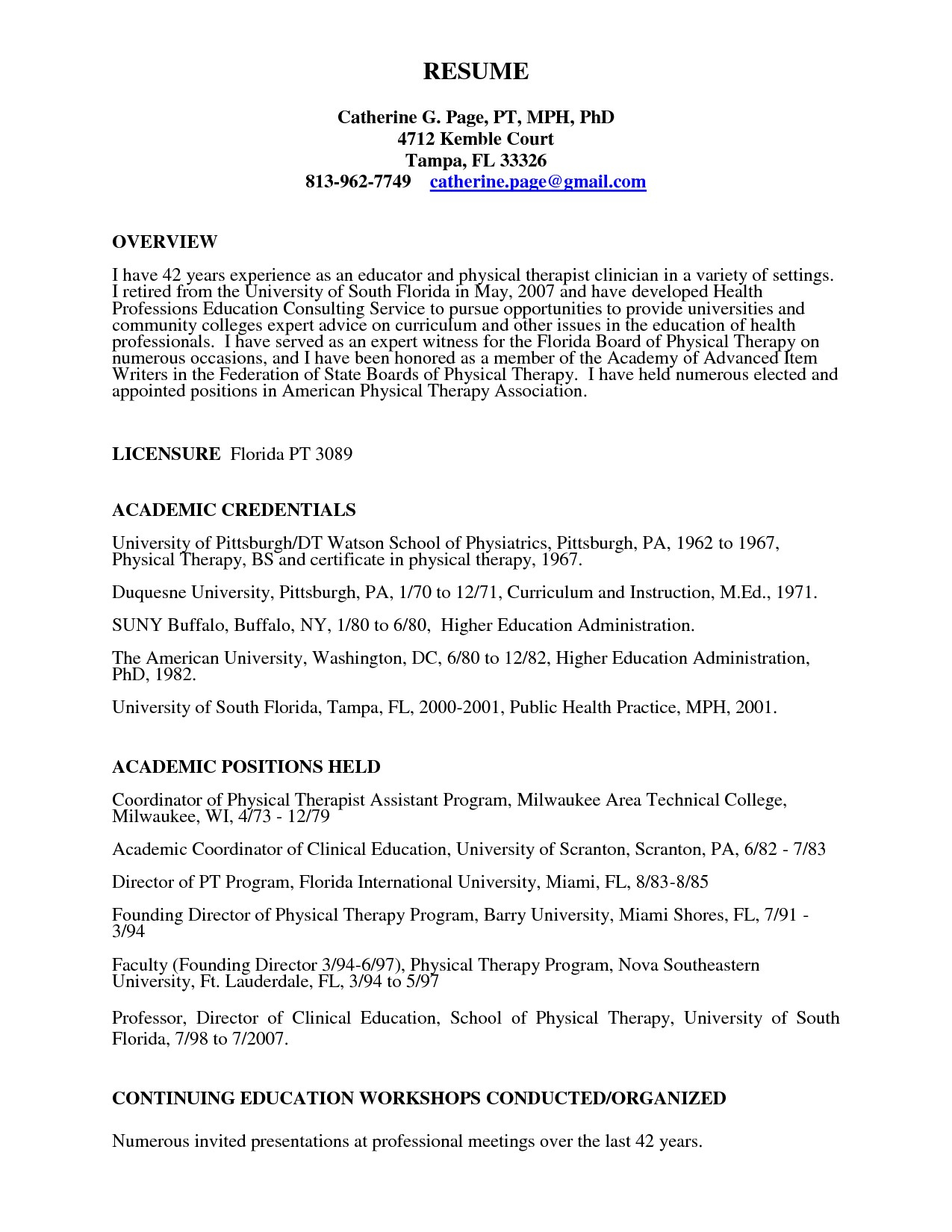 Physical therapist Aide Resume Samples - Physical therapy Resume Examples Awesome Download Sample Resume