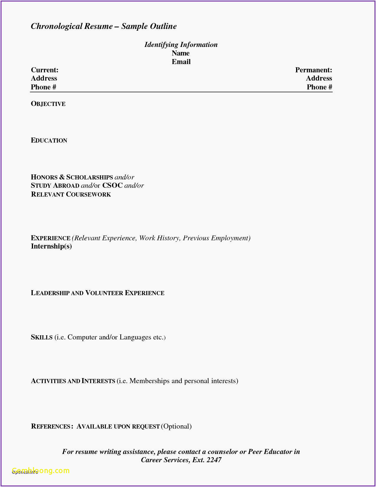 Post Resume Online - Download New Resume Writing Panies