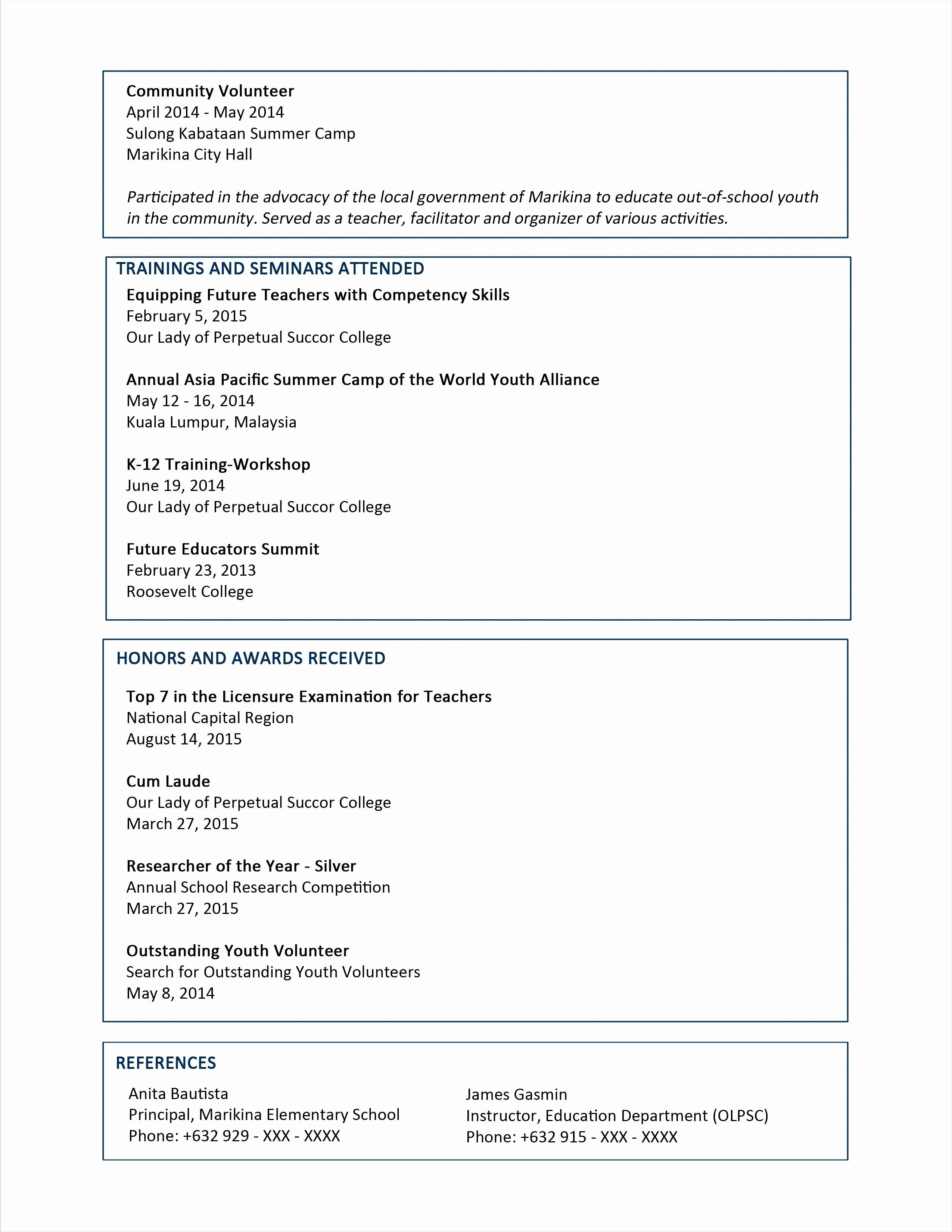 Principal Resume Template - Resume Layout Template New 20 Student Resumes Free Template