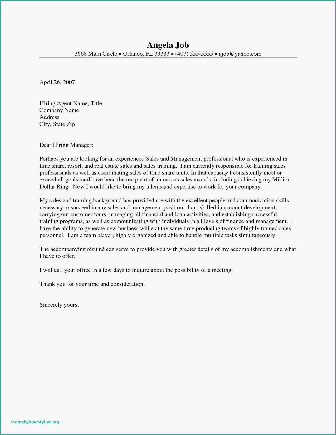 Product Management Resume - 26 Property Management Cover Letter format