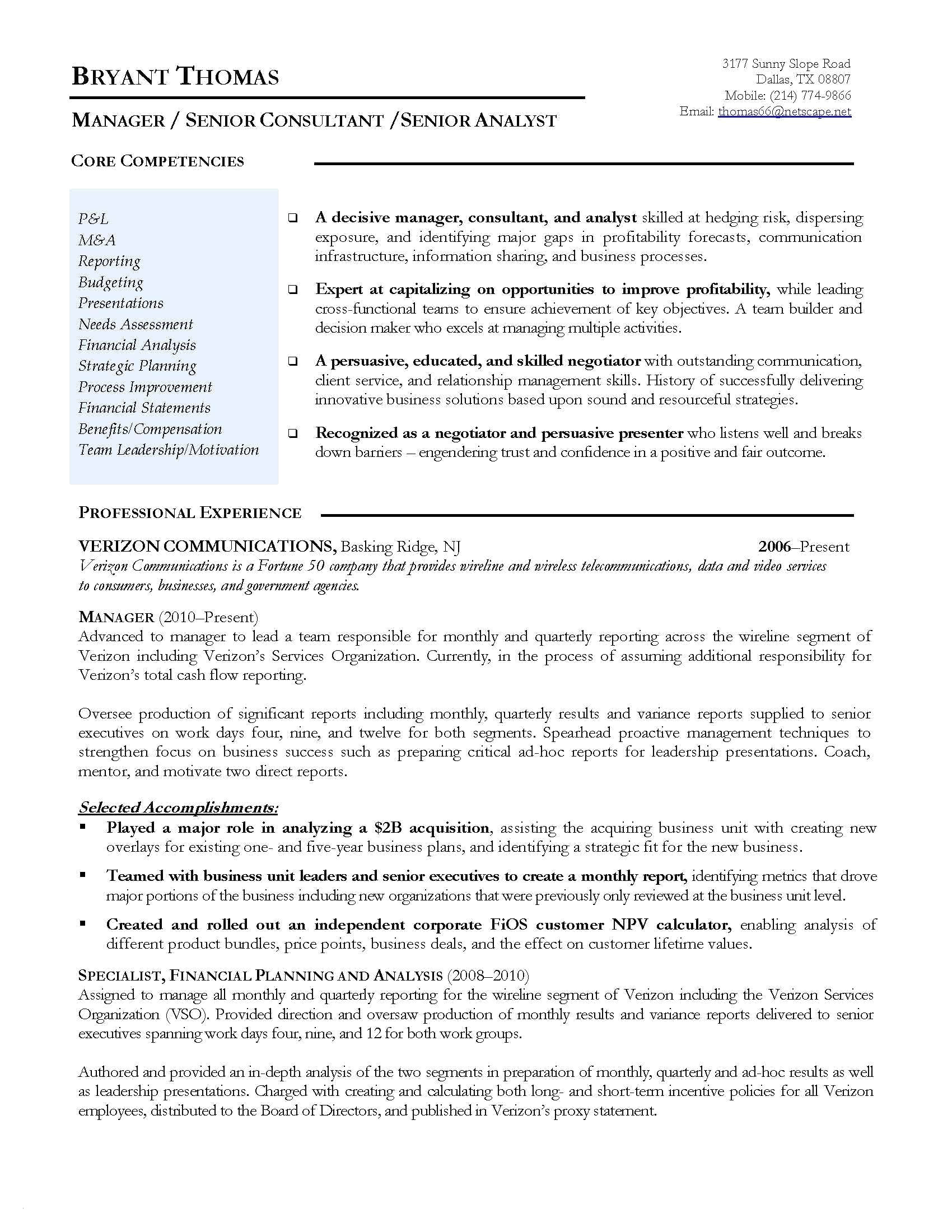 Product Management Resume - 40 Fresh Product Manager Resume