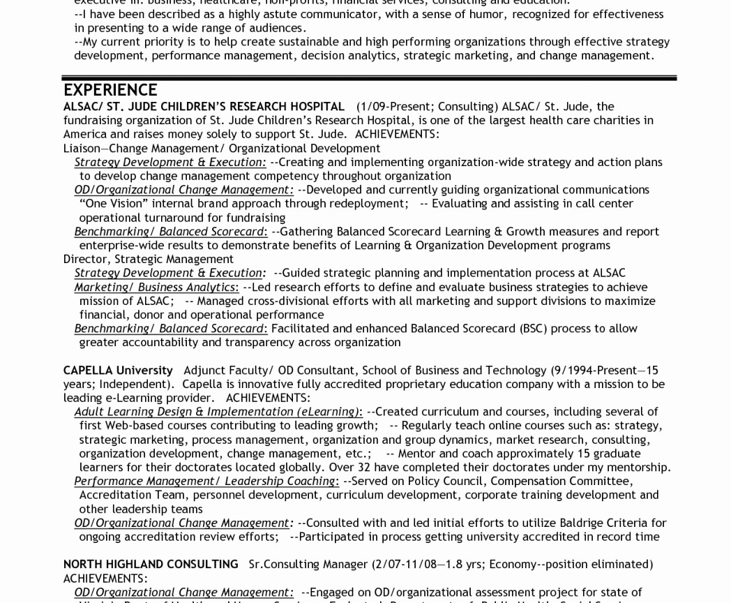 Product Manager Resume Sample - Product Manager Resume Lovely Senior Executive Resume Examples