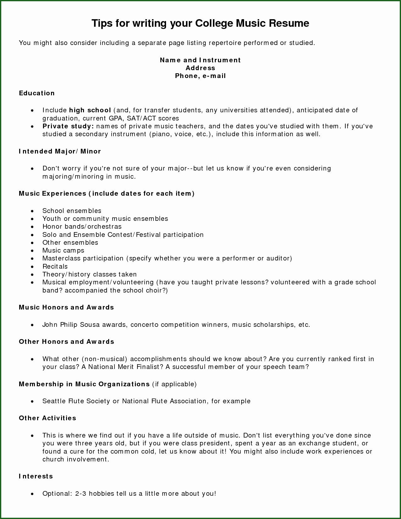 Professional Actor Resume Template - Professional Cover Letter Lovely Cfo Resume Template Inspirational