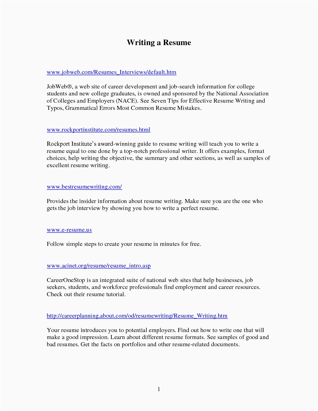 Professional association Of Resume Writers - Professional association Resume Writers Example Resume Writers
