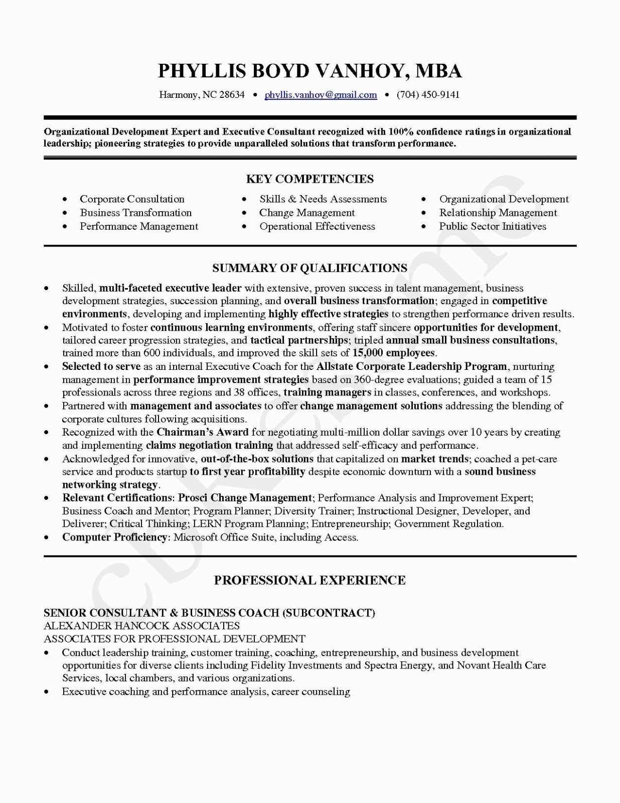 Professional Business Resume - Business Resume Refrence Career Change Resume Template Unique