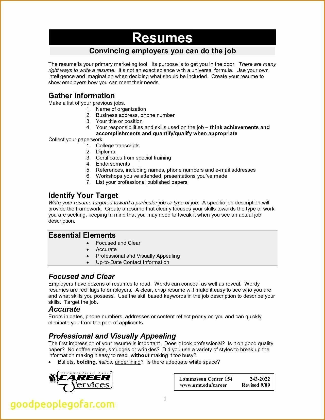Professional Resume Helper - Writing A Professional Resume Best Example Resume Objectives