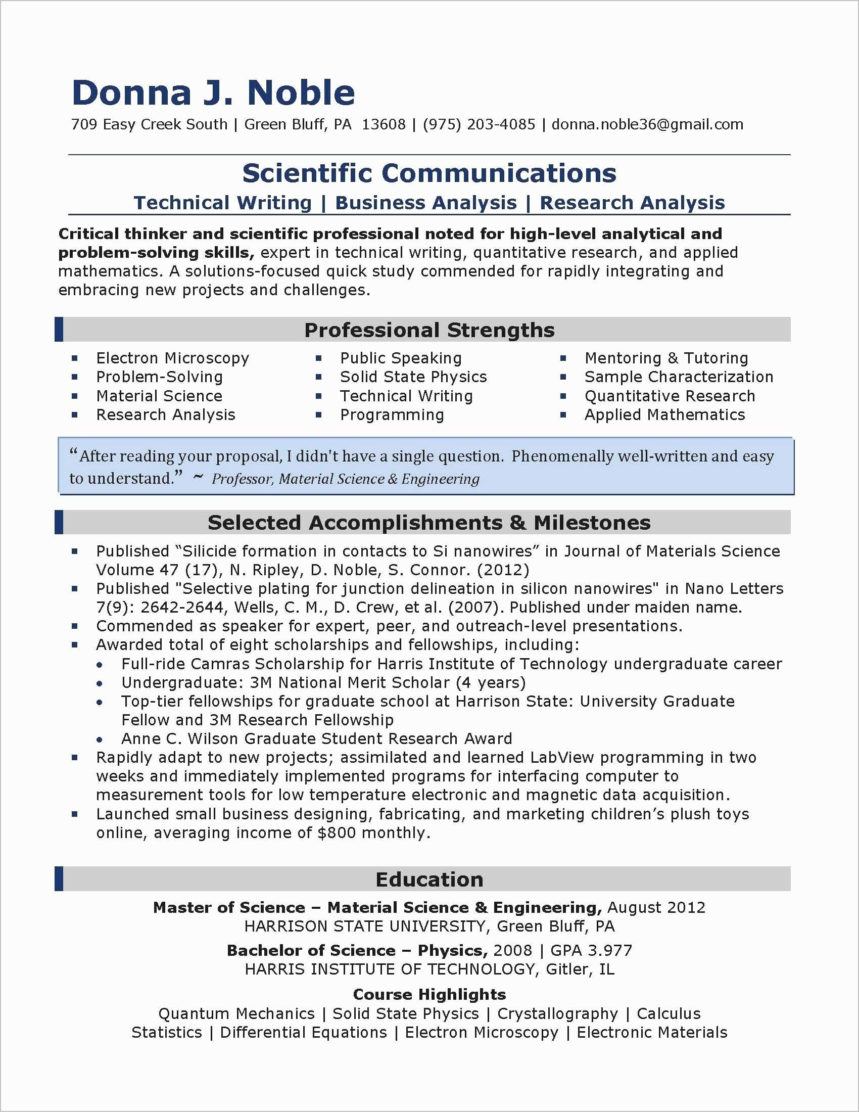 Public Speaker Resume Sample - Sample Professor Resume New assistant Professor Resume format