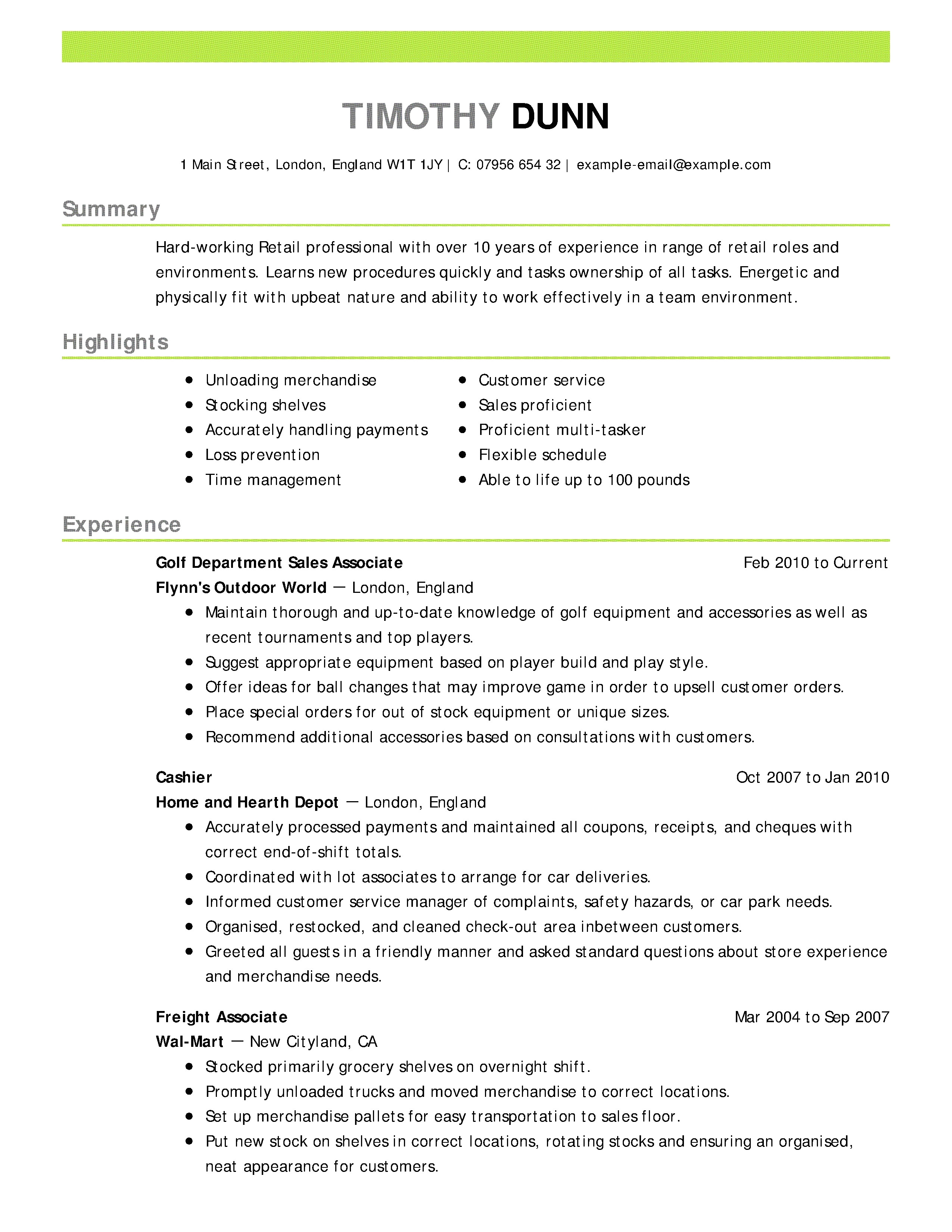 Qualifications to Put On Resume - 47 Standard Customer Service Skills Resume
