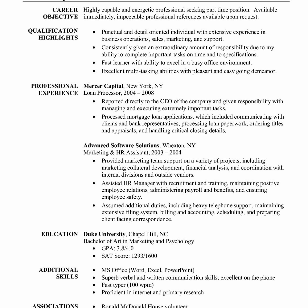 Quick Learner Resume Example - 40 Dazzling Fast Learner Resume Pics I0y