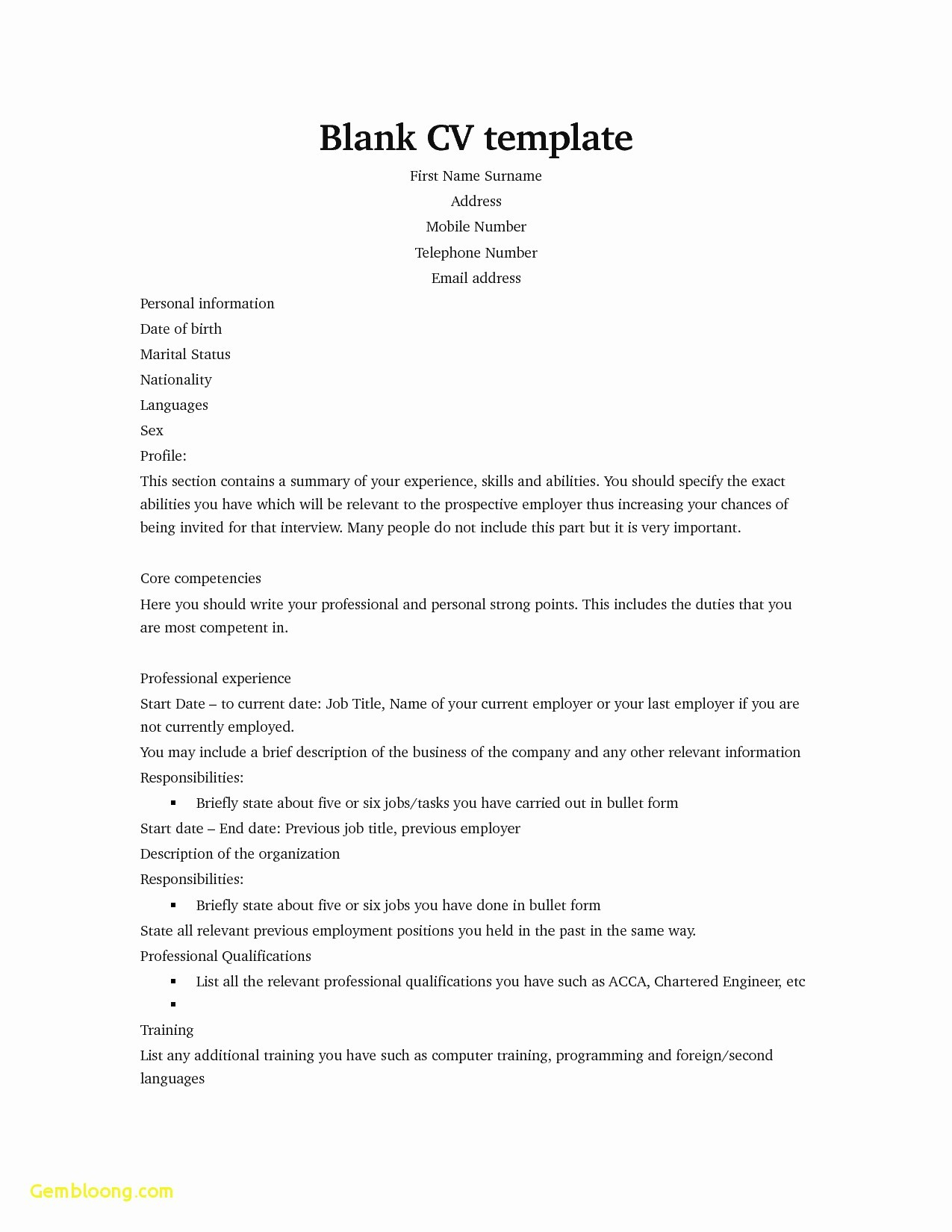 Rbs Resume Template - Rbs Resume Template Lovely Resume Template for Mac Pages Fresh