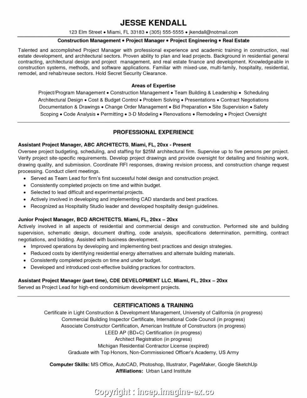 Real Estate Office Manager Resume - Mercial Property Manager Resume Samples Building Manager Resume