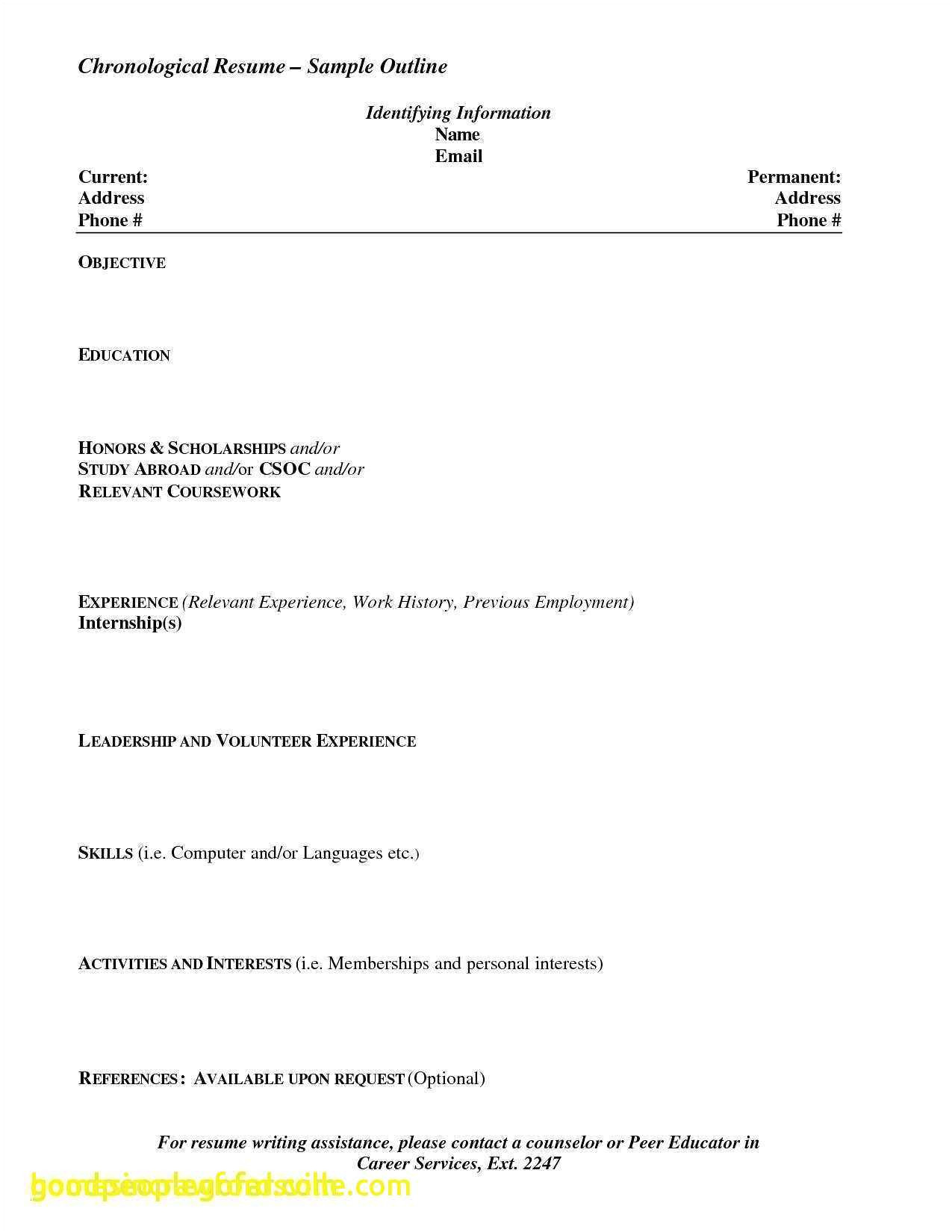 Recent High School Graduate Resume - 52 Unbelievable High School Resume Templates