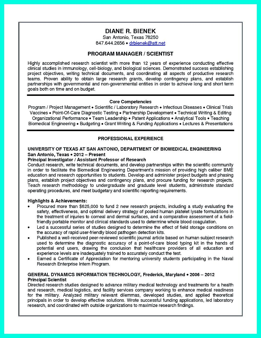 Research Coordinator Resume - Clinical Research associate Resume Objectives are Needed to Convince