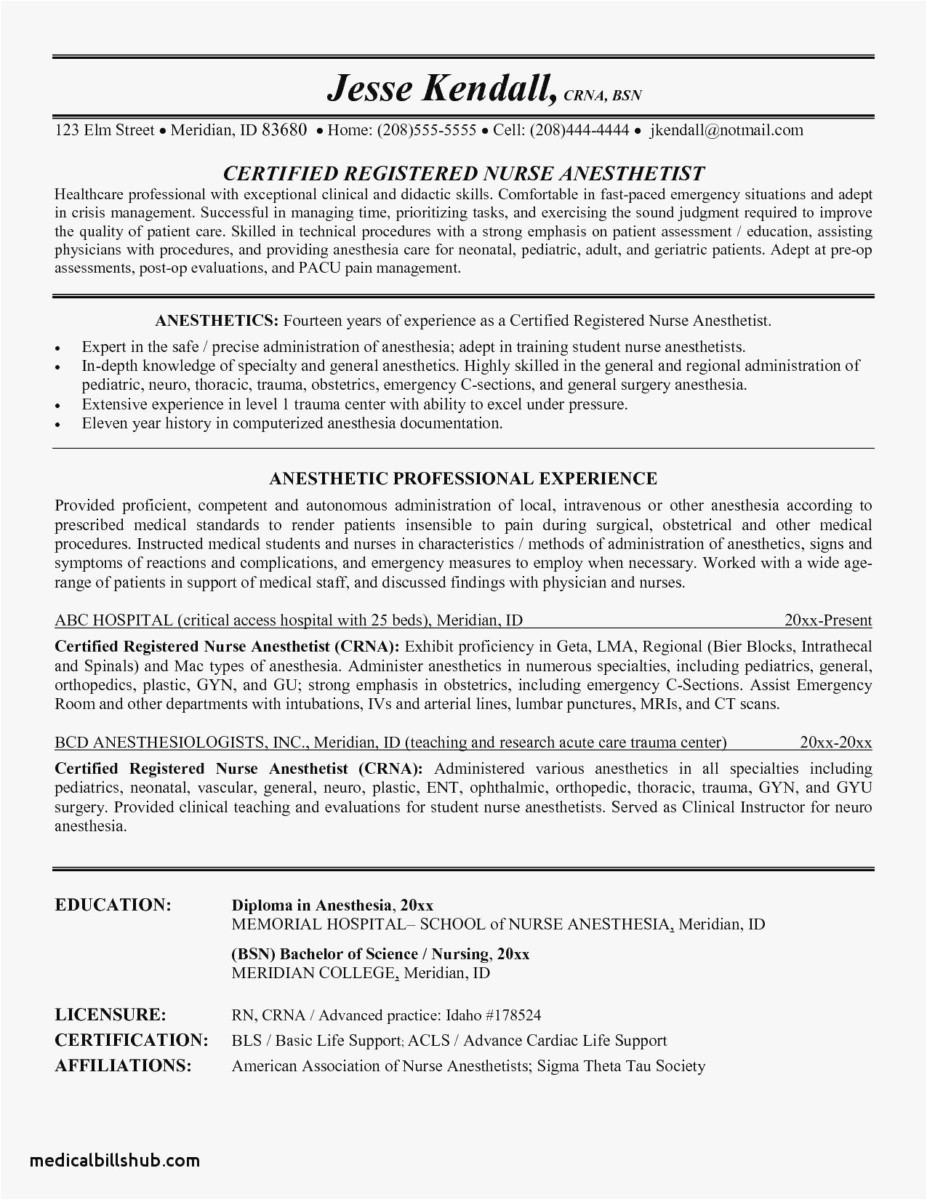 Research Coordinator Resume - Clinical Research Resume Inspirational Clinical Research Coordinator