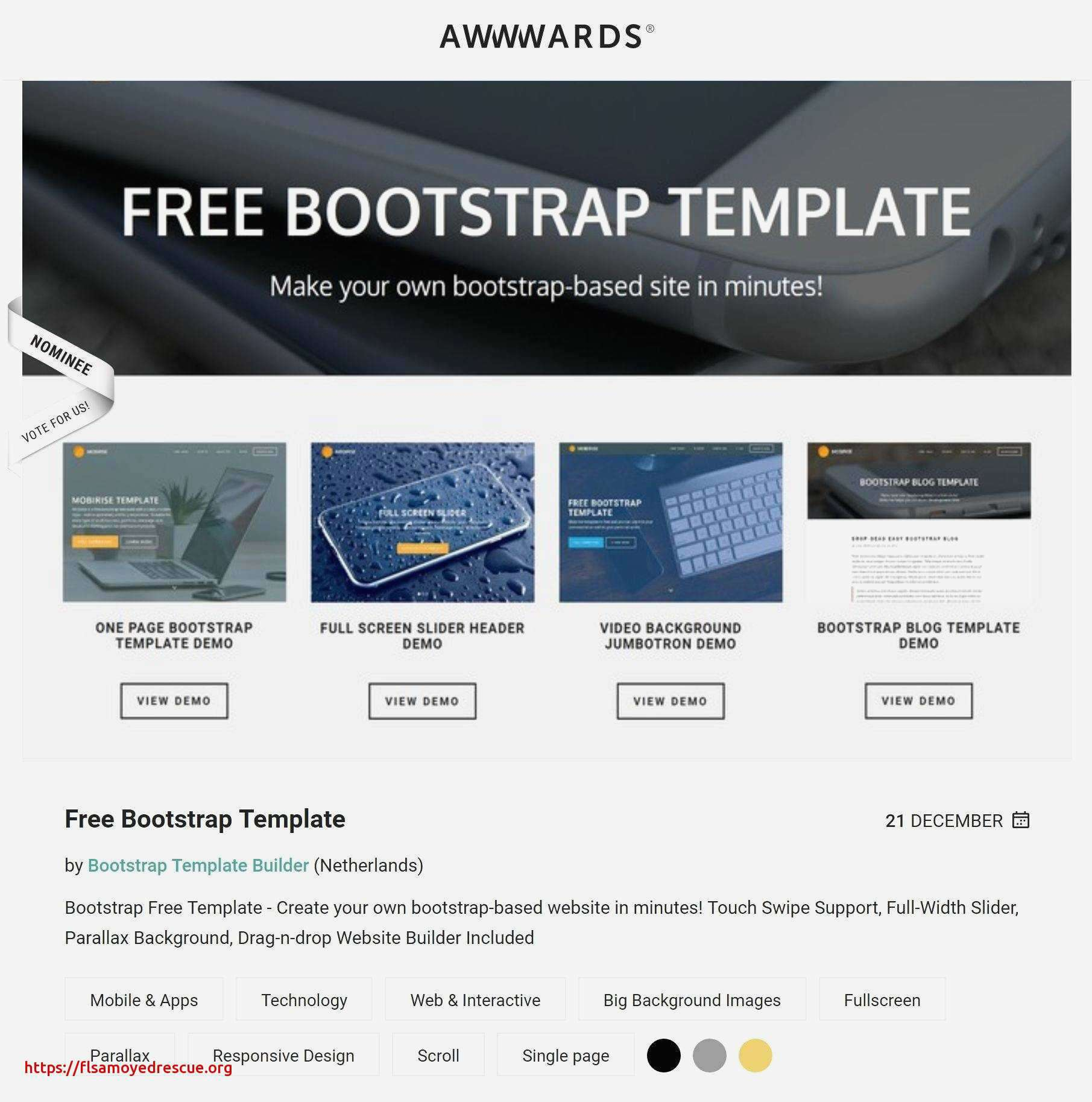 Responsive Resume Template Free - Fantastic Blog Design Templates