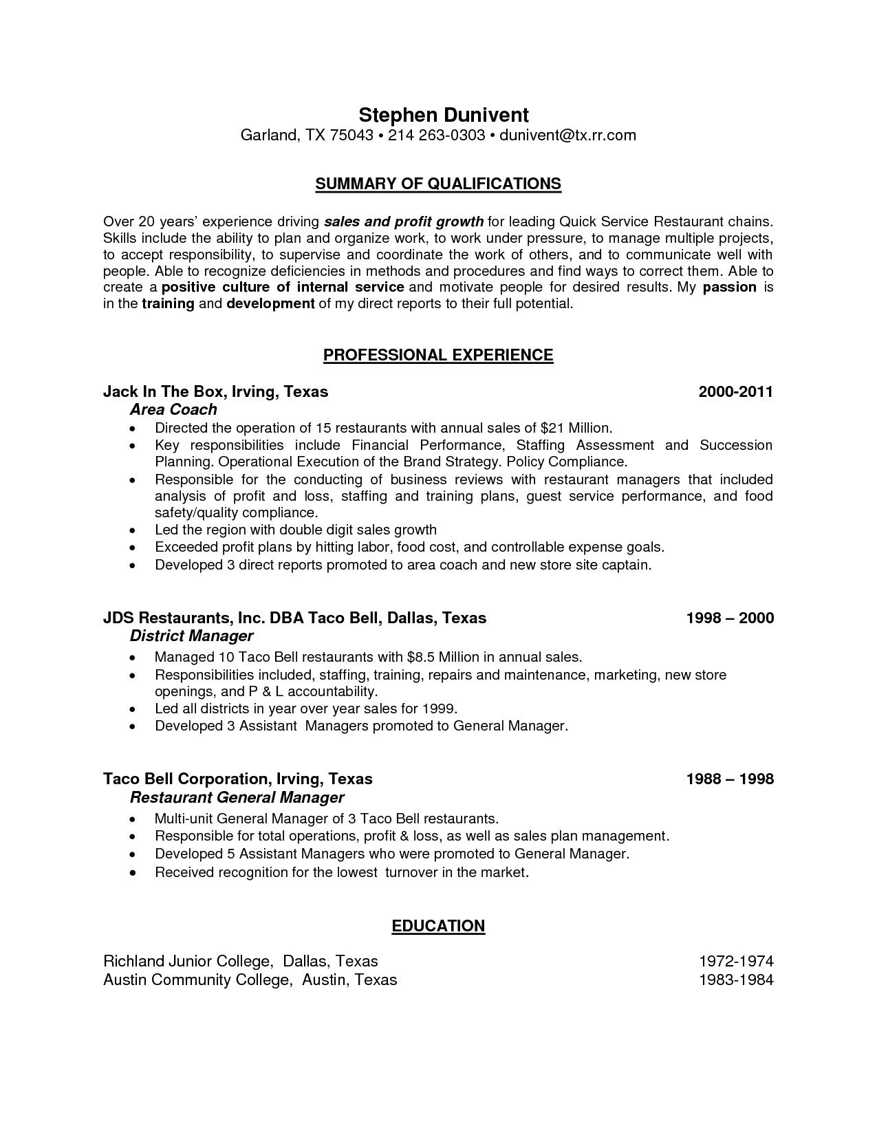 Restaurant Manager Resume Examples - Manager Resume Examples Best Fresh Grapher Resume Sample