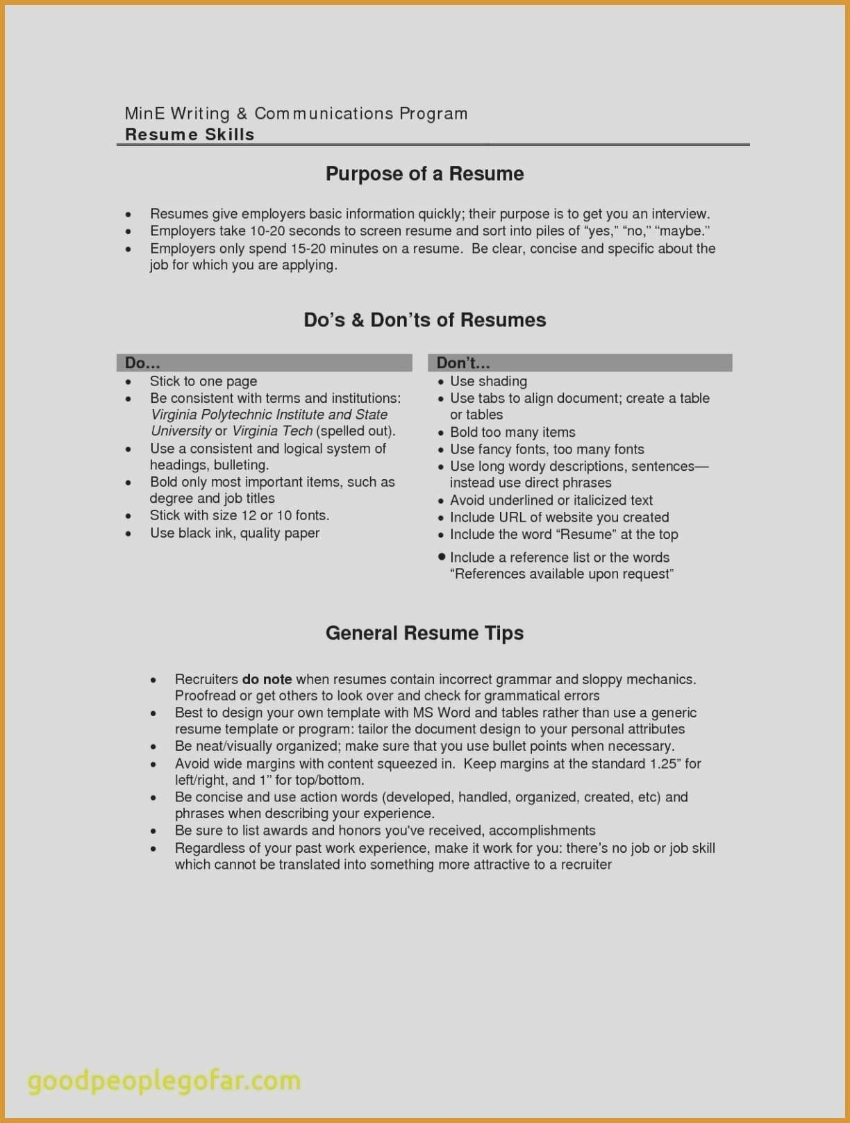 Resume Action Word List - some Good Skills to Put A Resume List Skills to Put A Image