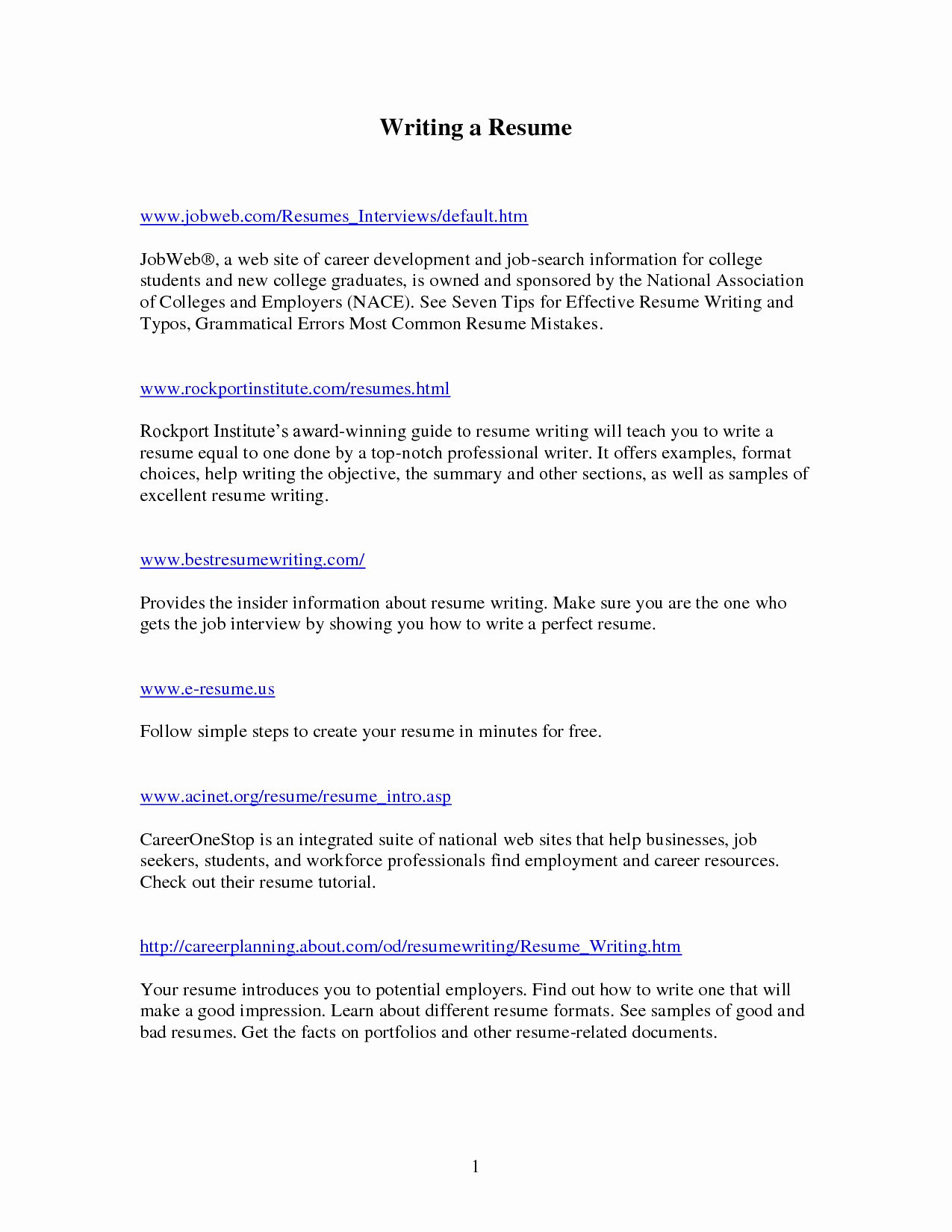 Resume and Linkedin Profile Writing - Resume and Linkedin Profile Writing Example Create Resume From