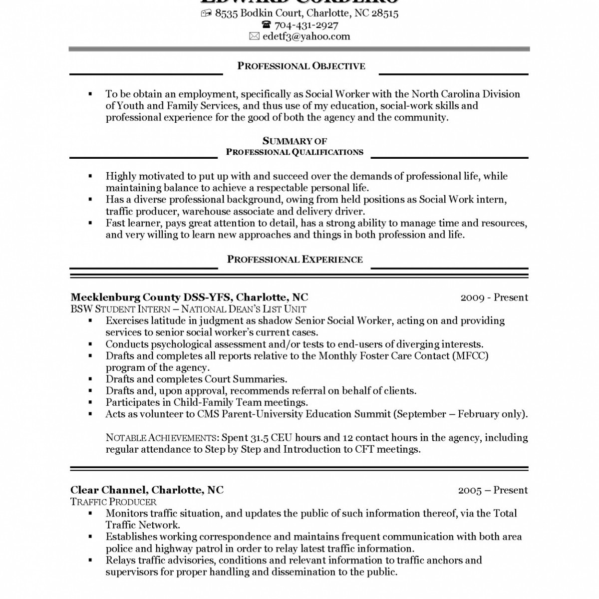 Resume Background Summary - Sample Summary for Resume Best Beautiful American Resume Sample