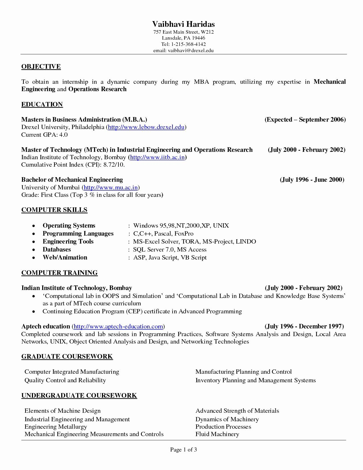 Resume Best Practices - Resume Mission Statement Examples Best Best Sample College