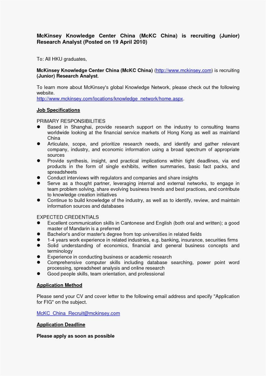 Resume Cover Letter Builder - Resume and Cover Letter Builder Awesome New Example Cover Letter for