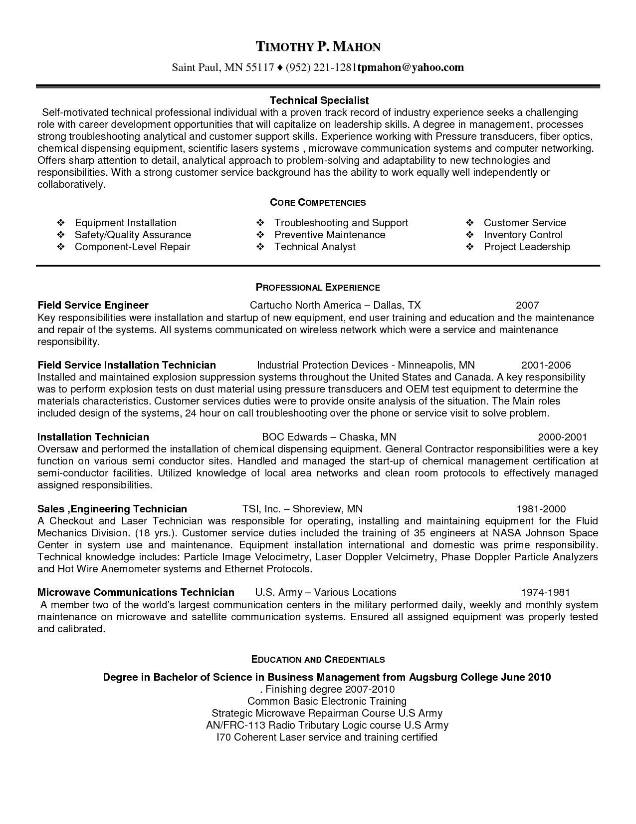 Resume Customer Service - Sample Resume Customer Service Best Unique Examples Resumes