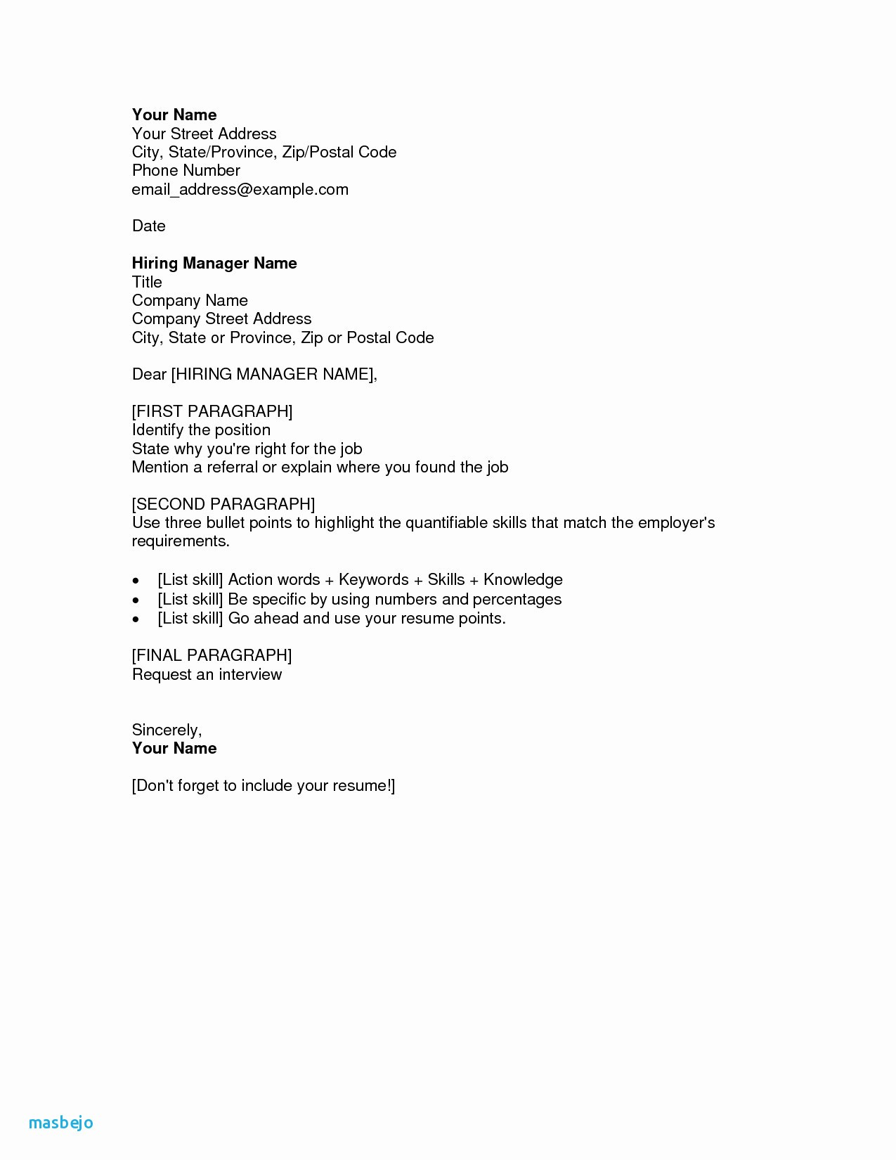Resume Don Ts - Resume for A Banking Job that You Need to Appreciate Resume Insight