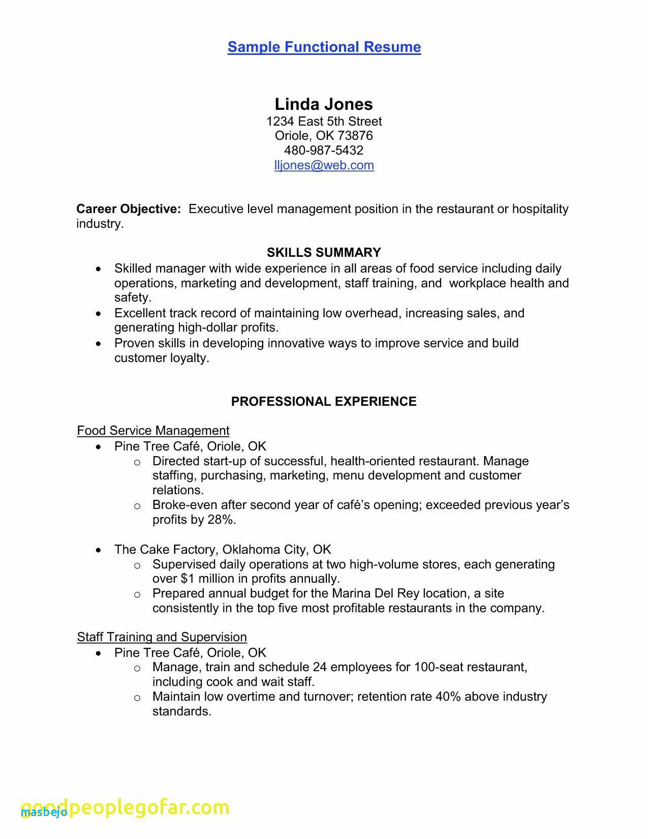 Resume Examples Service Industry - Pharmacy Resume Example Resume