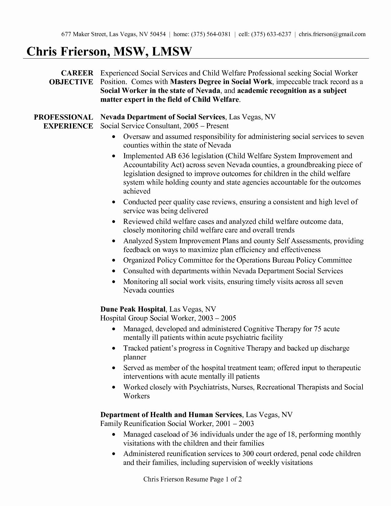 Resume for Construction Worker - 42 Inspirational Construction Resume Examples Resume Templates