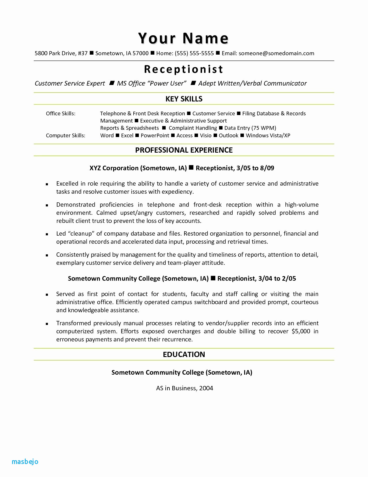Resume for Construction Worker - Construction Worker Resume Resume