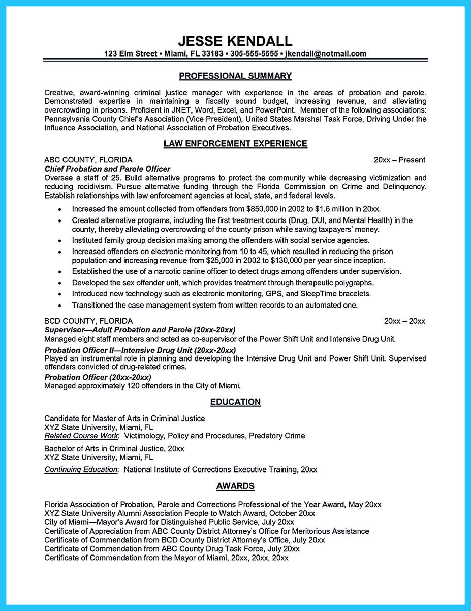 Resume for Correctional Officer - Correctional Ficer Duties Resume Resume for Correctional Officer