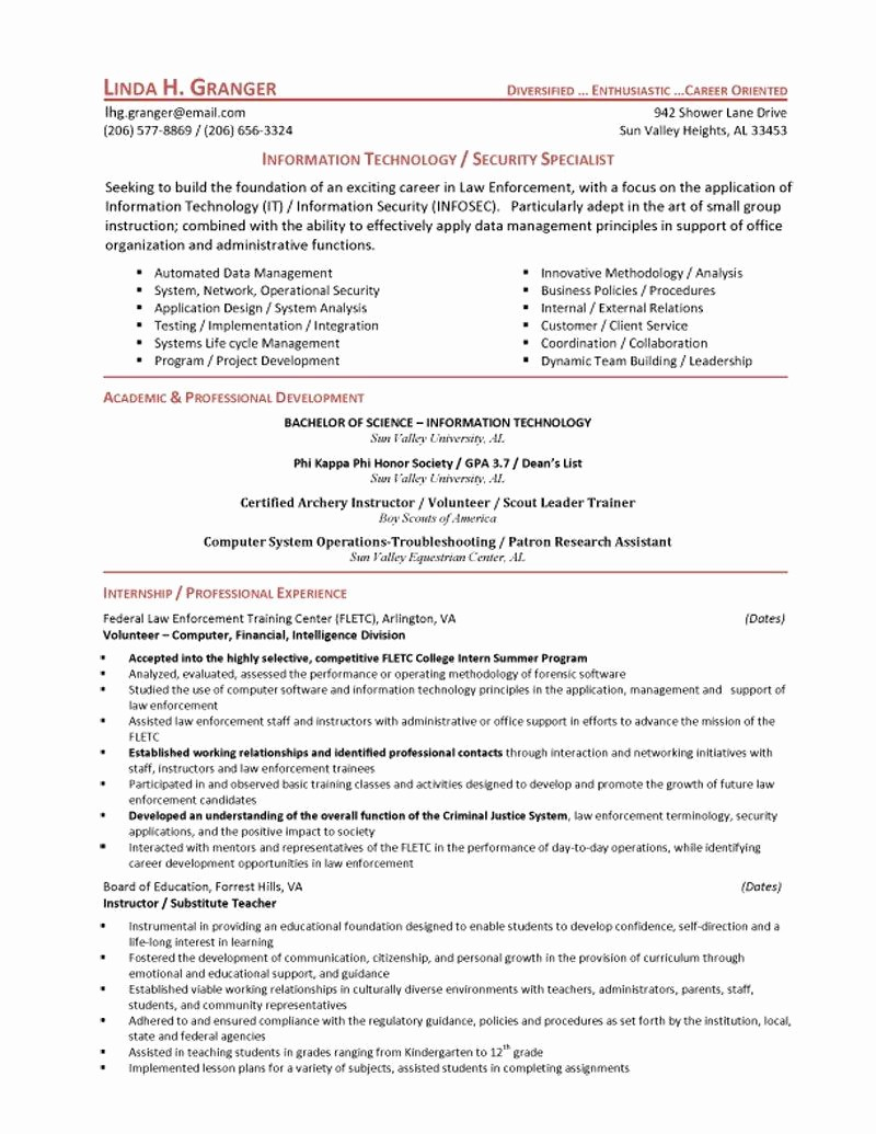 Resume for Financial Analyst - Resume for Financial Analyst Unique Lovely Sample College