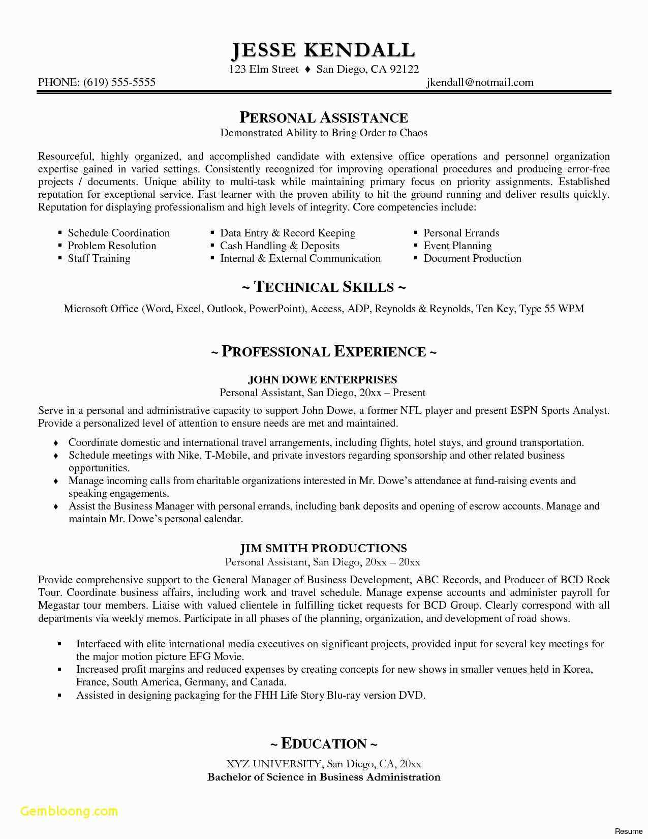 Resume for Internal Promotion - How to Create A Resume Word without A Template – Resume Example