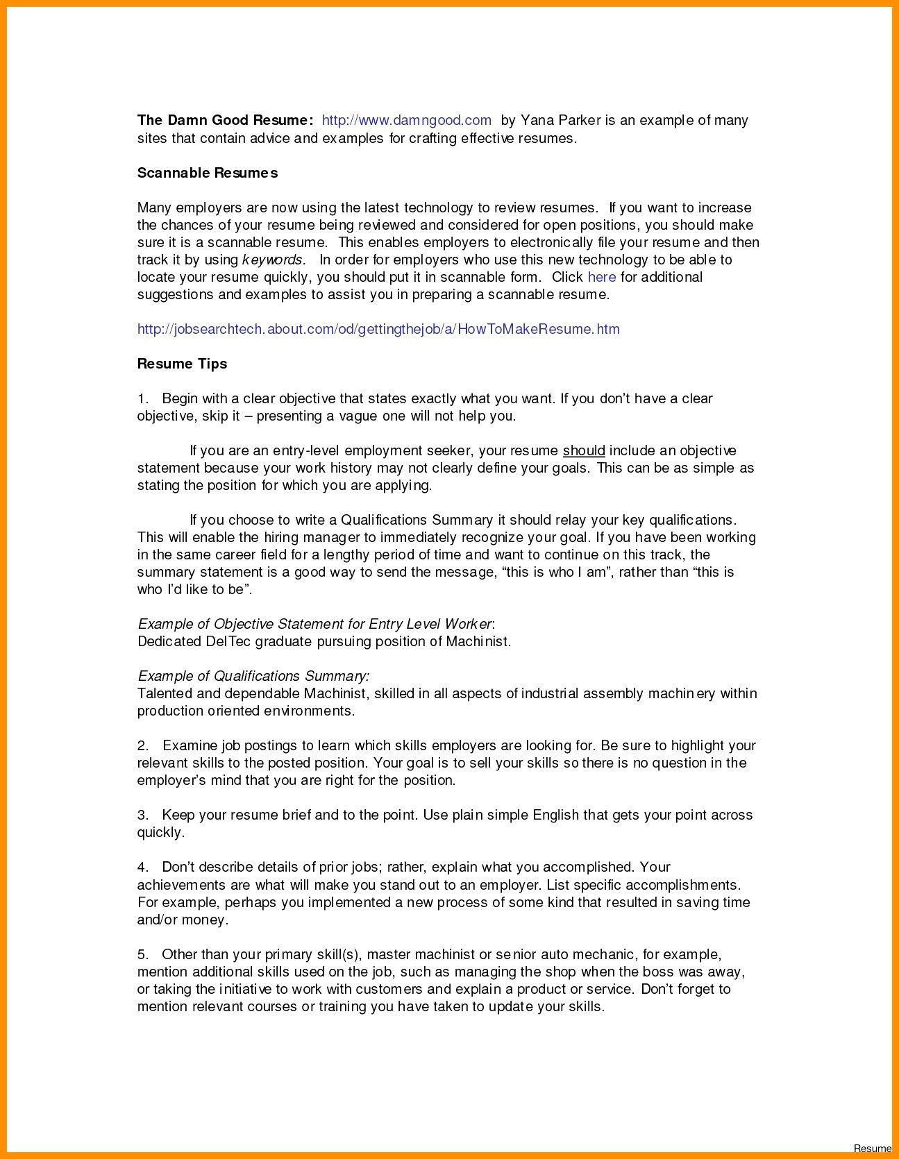 Resume for Mba Application - Mba Application Resume
