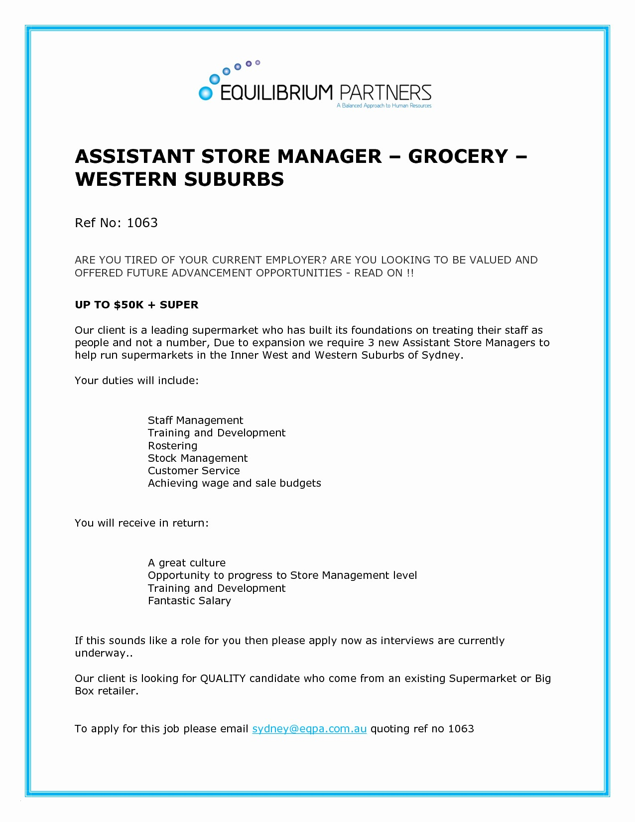 Resume for Retail Store - Retail Store Manager Resume Example Fresh Retail Manager Resume