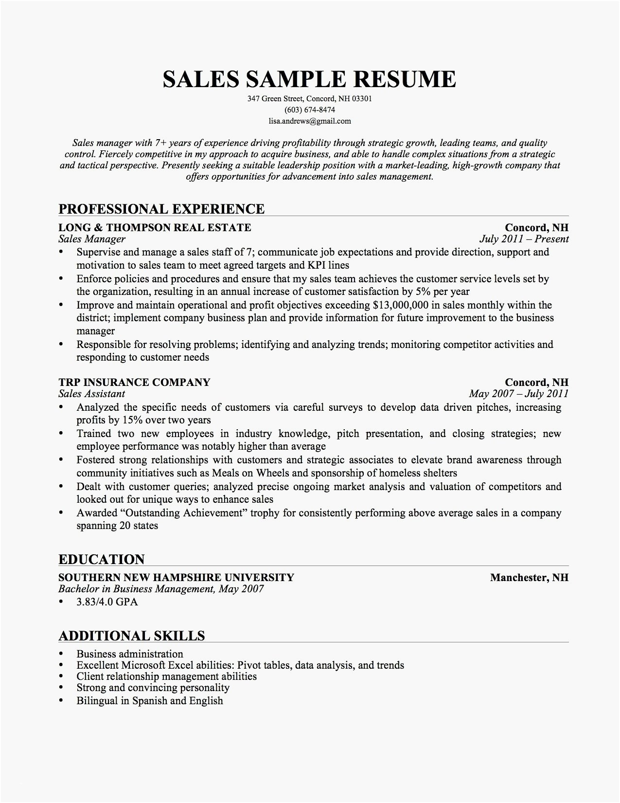 Resume for Summer Job - Summer Job Openings – Sample Job Resumes Luxury Examples Resumes