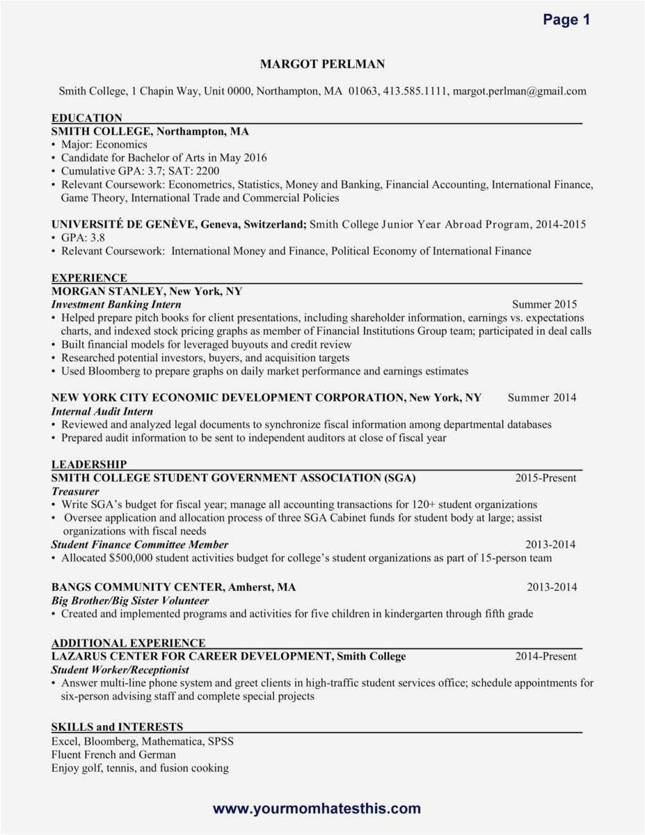 Resume Help Boston - What is the Best Template for A Resume Free Download Resume Helo New