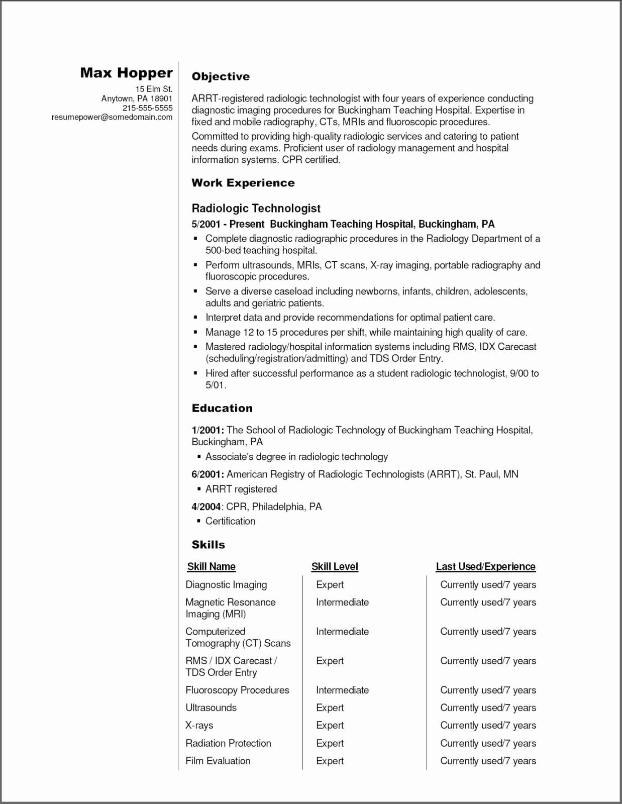 Resume How to - Reference Template for Resume Inspirational Catering Resume