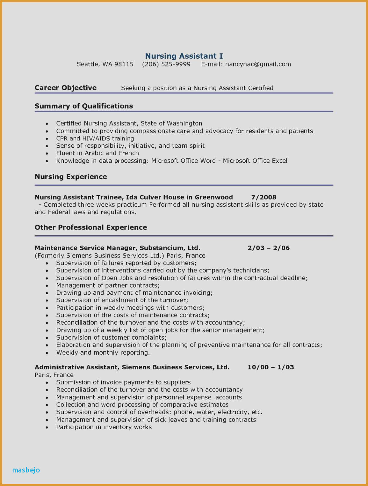 Resume How to Spell - How Do You Spell Resume Current Resume Trends Elegant Languages