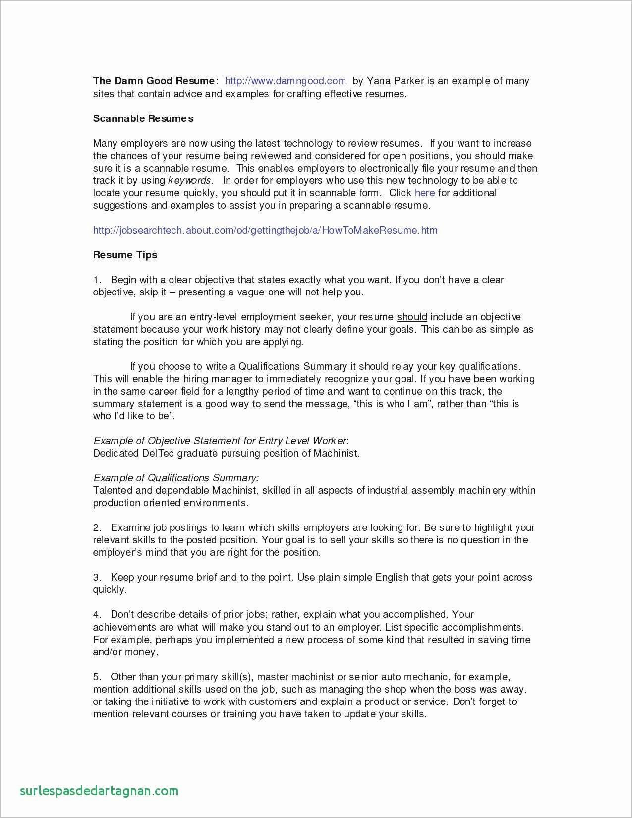 Resume Names that Stand Out Examples - Stand Out Cover Letter Template Gallery