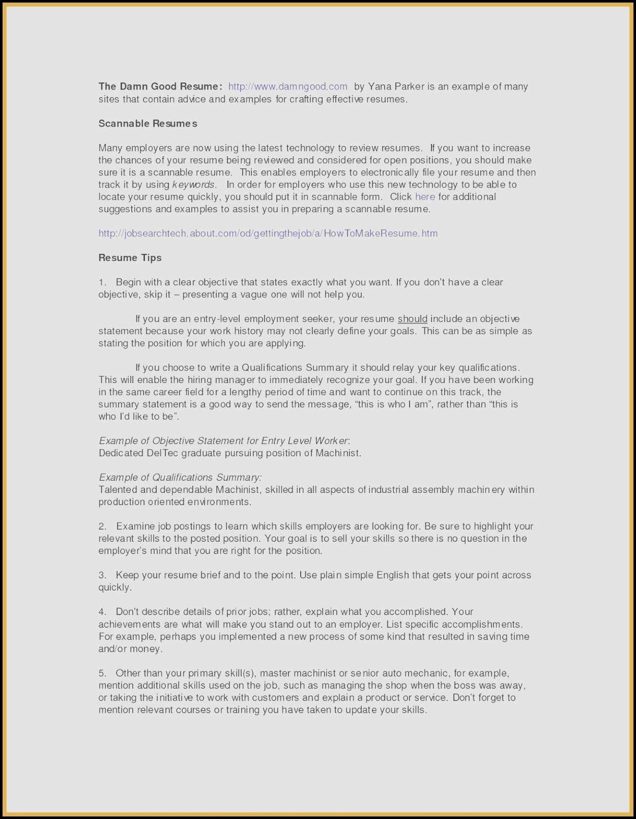8 Resume Objective For Career Change Examples Collection Define