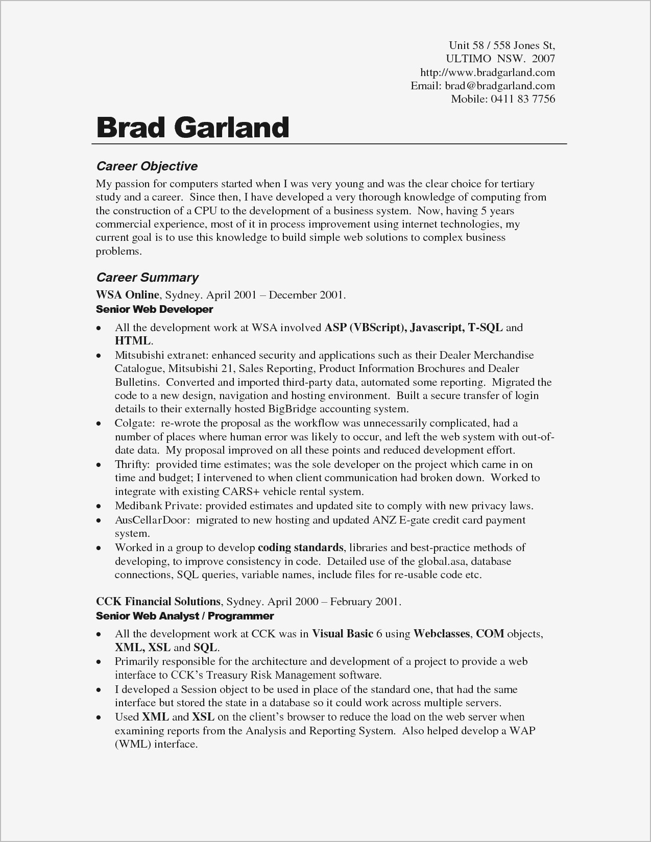 Resume Objective for Sales - 20 Samples Resume Objectives Examples
