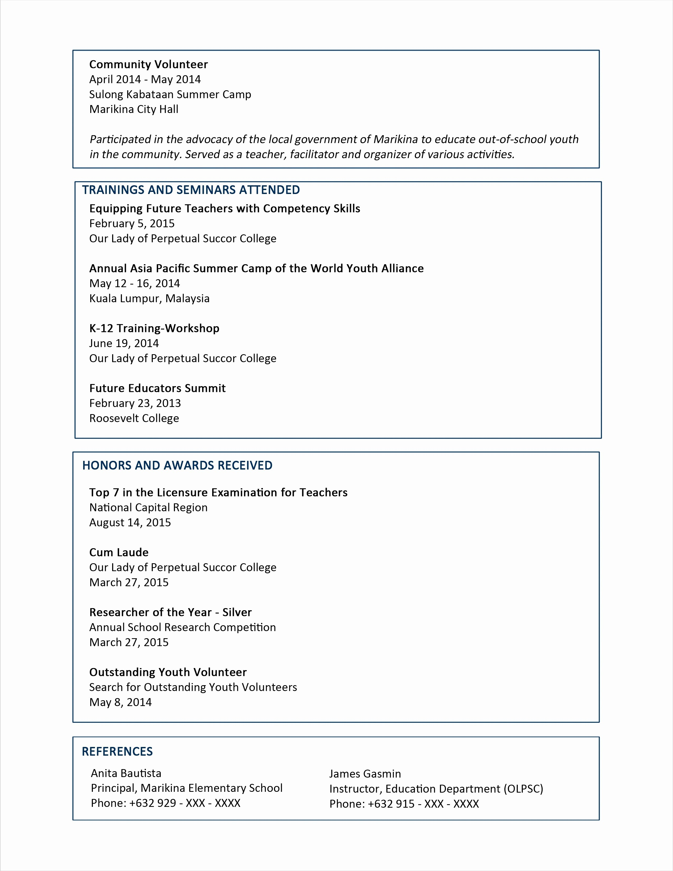 Resume Opening Statement - Resume In Spanish Unique Best Examples Resumes Ecologist Resume 0d
